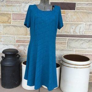 Danny & Nicole Plus Size Dress